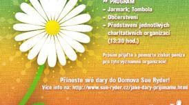 Pozvánka na charitativní akci