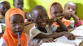 Děti v Kibeře